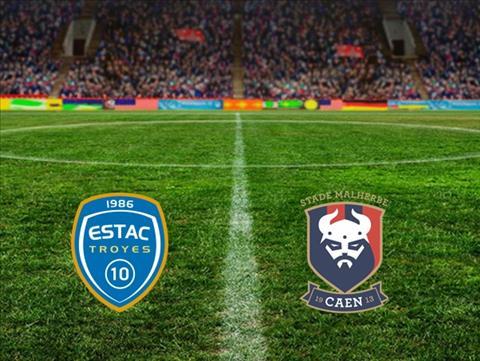 Troyes vs Caen 1h00 ngày 149 Hạng 2 Pháp 201920 hình ảnh