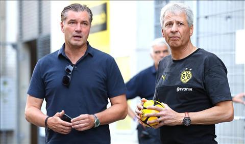 Michael Zorc đồng loạt phủ nhận Dortmund bất đồng nội bộ hình ảnh