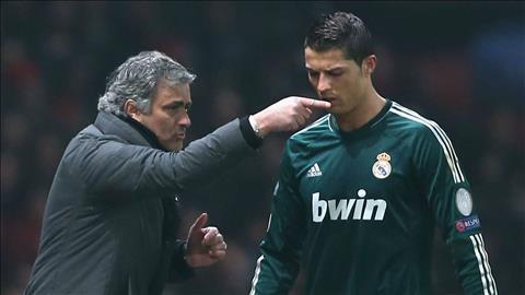 Mourinho noi ve quang thoi gian dan dat Real Madrid