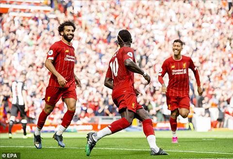 Mane giup Liverpool vuot len