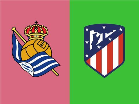 Sociedad vs Atletico Madrid 23h30 ngày 149 La Liga 201920 hình ảnh