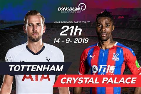 Tottenham vs Palace