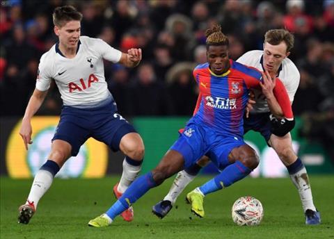 Tottenham luon choi tot truoc Crystal Palace
