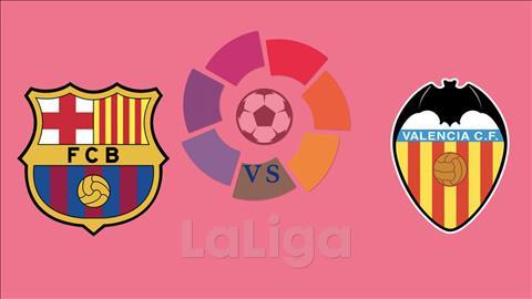 Trực tiếp bóng đá Barca vs Valencia link xem La Liga 2019 hình ảnh