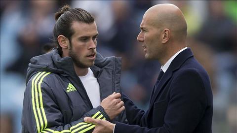 Đạt phong độ tốt, Bale nhận lời khen từ Zidane hình ảnh
