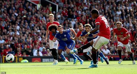 MU 1-0 Leicester Solskjaer giải thích vì sao được hưởng nhiều quả 11m hình ảnh