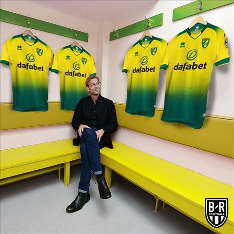 Liverpool nhuộm vàng Anfield để tri ân tân binh Norwich City hình ảnh 2