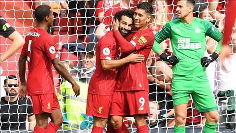 Tiền đạo Roberto Firmino là vô giá với Liverpool hình ảnh
