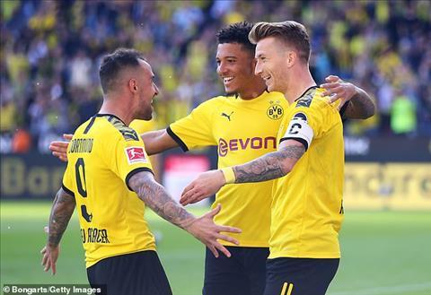 Bàn thắng kết quả Dortmund vs Leverkusen 4-0 Bundesliga 201920 hình ảnh