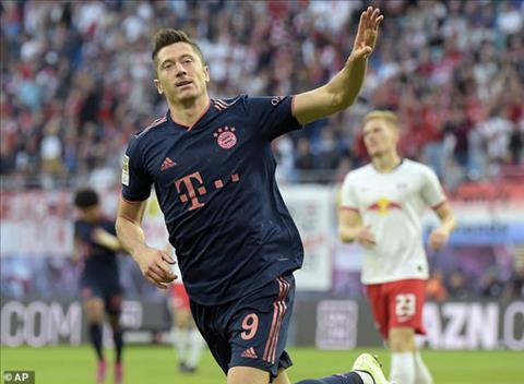 Bàn thắng kết quả Leipzig vs Bayern Munich 1-1 Bundesliga 201920 hình ảnh