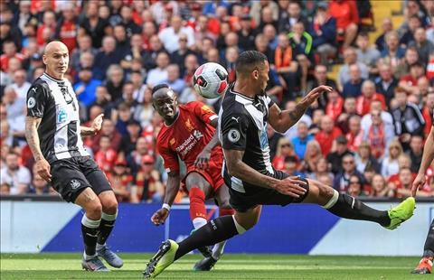 Liverpool ngược dòng trước Newcastle Cơn giận dữ đáng ca ngợi của Mane hình ảnh 3