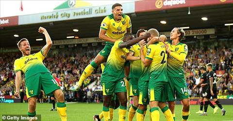 Liverpool tri ân Norwich sau chiến thắng trước Man City hình ảnh
