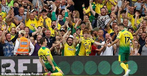 Norwich 3-2 Man City HLV Pep Guardiola cúi đầu nhận trận thua sốc hình ảnh