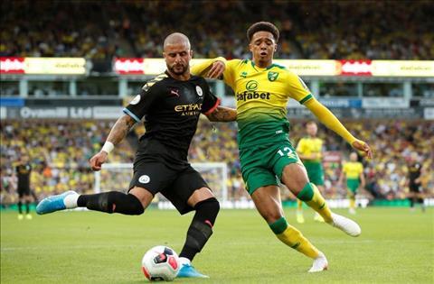 Norwich vs Man City 3-2 Sự hồn nhiên đáng ngưỡng mộ hình ảnh