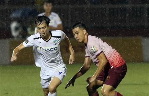 Van Toan to ra le loi trong tran gap Thai Lan.