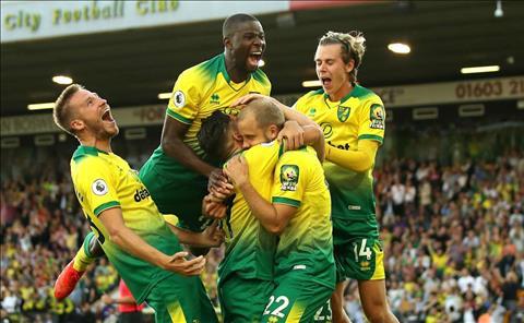 Norwich tạo 'địa chấn' trước Man City Sự hồn nhiên đáng ngưỡng mộ hình ảnh 3