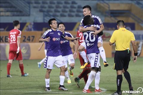 Vòng 24 V-League 2019 Chờ Hà Nội lập kỷ lục hình ảnh