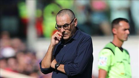 Hòa thất vọng Fiorentina, Sarri vẫn lạc quan