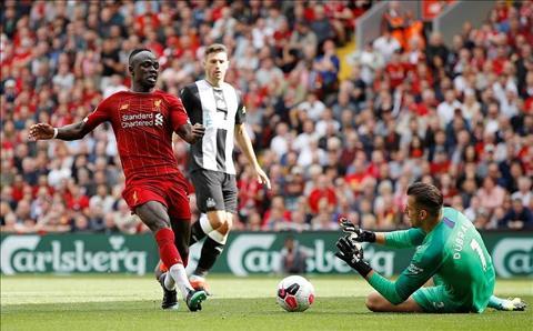 Liverpool dùng mức lương siêu khủng giữ chân Sadio Mane hình ảnh