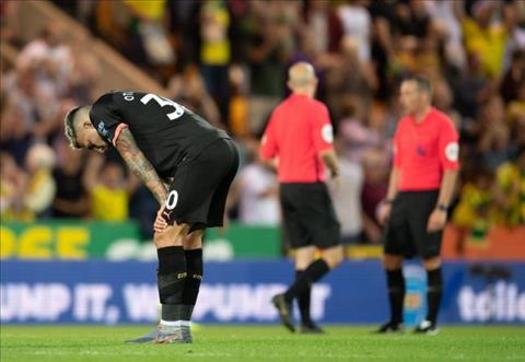 Pep Guardiola nói về trận Norwich vs Man City hình ảnh
