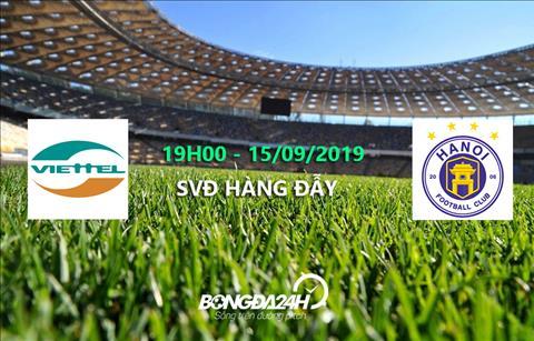 Trực tiếp bóng đá Hà Nội vs Viettel link xem V-League ở đâu hình ảnh