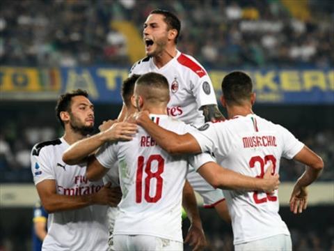 Verona 0-1 AC Milan Chiến thắng khó nhọc hình ảnh 2