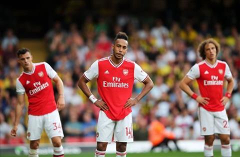 Arsenal 2-2 Watford Căn bệnh kinh niên lây lan rộng khắp hình ảnh