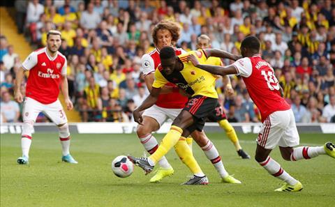 Arsenal 2-2 Watford HLV Emery tiết lộ bất ngờ về biến cố trước trận hình ảnh