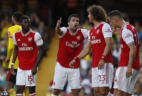 Arsenal 2-2 Watford Thánh bóp team Sokratis lên tiếng xin lỗi hình ảnh