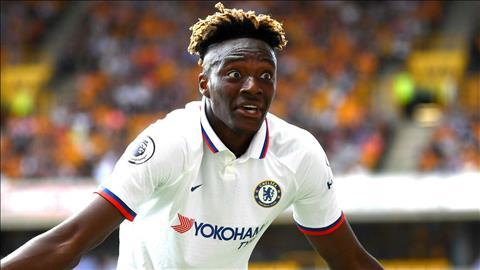 Chelsea muốn gia hạn hợp đồng với tiền đạo Abraham hình ảnh