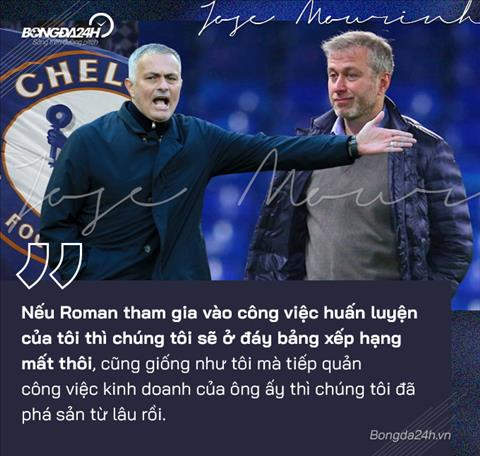 Người đặc biệt Jose Mourinho và những phát ngôn bất hủ hình ảnh 2