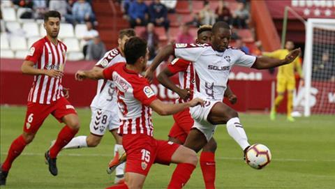 Almeria vs Girona 0h00 ngày 189 Hạng 2 TBN 201920 hình ảnh