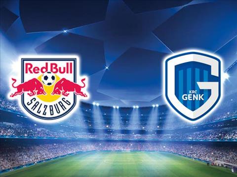 Salzburg vs Genk 2h00 ngày 189 Champions League 201920 hình ảnh