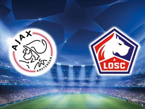 Nhận định Ajax vs Lille 2h00 ngày 18/9 (Champions League 2019/20)