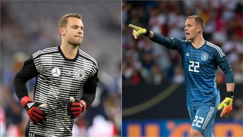 Bị Neuer chấn chỉnh, thủ môn Ter Stegen lại phản pháo dữ dội hình ảnh