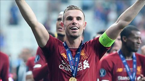 Tiền vệ Henderson Còn quá sớm để nói Liverpool là ứng viên vô địch C1 hình ảnh
