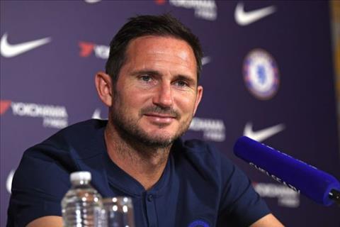 Frank Lampard nói về mục tiêu của Chelsea ở C1 201920 hình ảnh