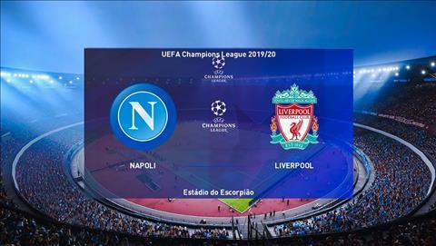 Trực tiếp bóng đá Napoli vs Liverpool link xem cúp C1 ở đâu  hình ảnh