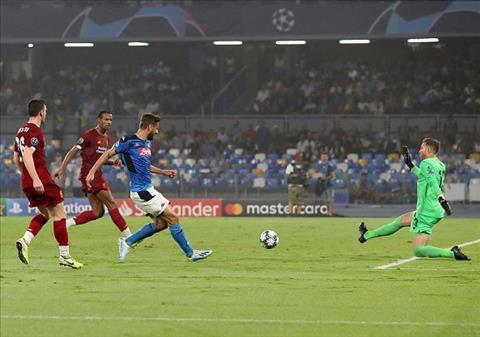 4 điểm nhấn trong ngày Liverpool thảm bại trước Napoli hình ảnh