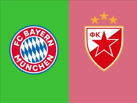 Bayern Munich vs Crvena Zvezda 2h00 ngày 199 Champions League 201920 hình ảnh
