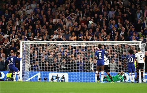 Chelsea 0-1 Valencia Ross Barkley và quả penalty oan nghiệt hình ảnh