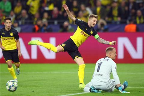 Dortmund 0-0 Barca Messi tái xuất, Blaugrana vẫn suýt đứt tại nước Đức hình ảnh 2