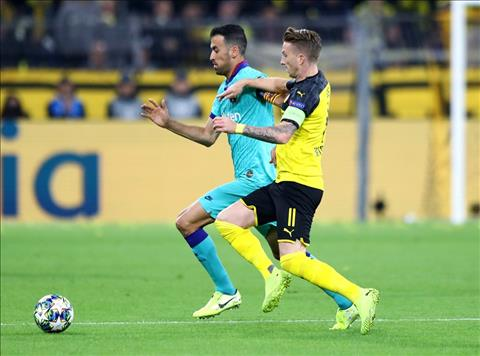 Kết quả Dortmund vs Barca bảng F UEFA Champions League 201920 hình ảnh