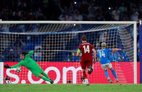Napoli 2-0 Liverpool Klopp kêu oan quả pen, Ancelotti an ủi hài hước hình ảnh