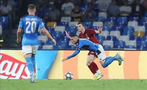 Những điểm nhấn sau trận Napoli vs Liverpool - Bảng E C1 201920 hình ảnh