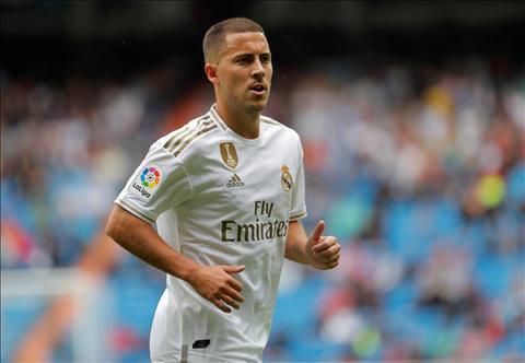 Tiền vệ Eden Hazard sẽ góp mặt trong trận đấu với PSG  hình ảnh