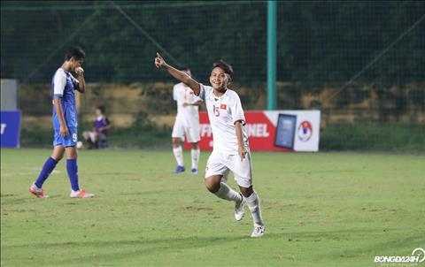 U16 Việt Nam 7-0 U16 Mông Cổ (KT) Thắng hủy diệt, U16 Việt Nam tiếp tục dẫn đầu vòng loại U16 châu Á 2020 hình ảnh 2