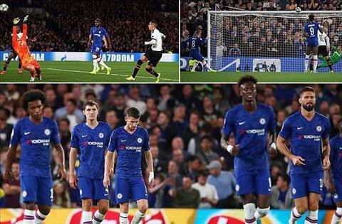 Chelsea thua Valencia ava