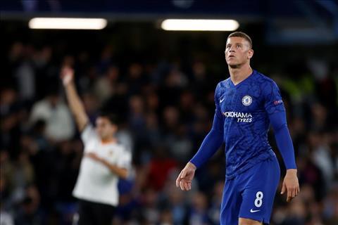 Ross Barkley đá hỏng 11m trước Valencia, đội trưởng Chelsea nói gì hình ảnh