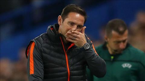 HLV Lampard lập cột mốc đáng quên sau trận thua Valencia hình ảnh
